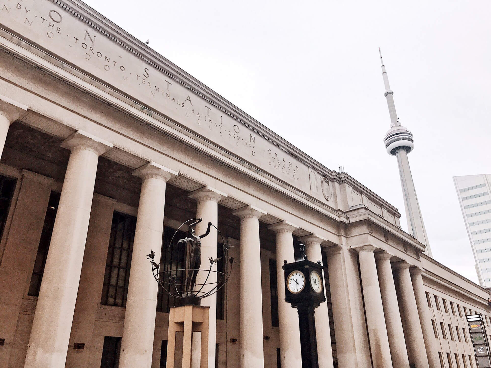 Union Station | Where Toronto is Going