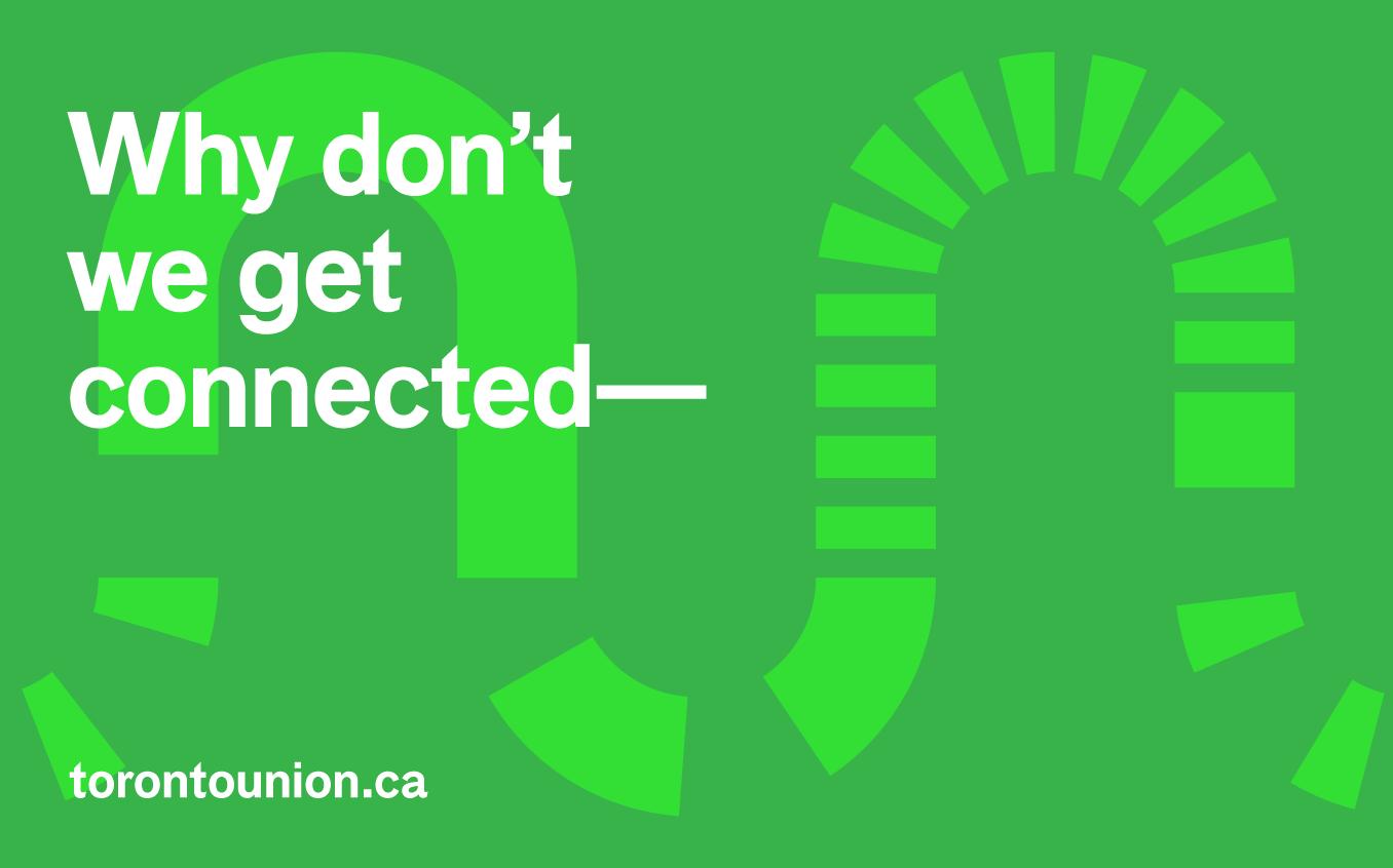 Union-TD WiFi Announcement— | Union