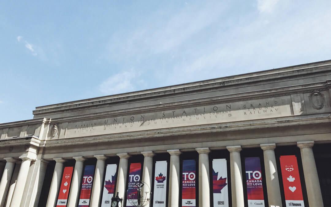 Union Celebrates Canada's 150th—