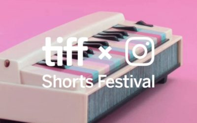 TIFFxInstagram Shorts—