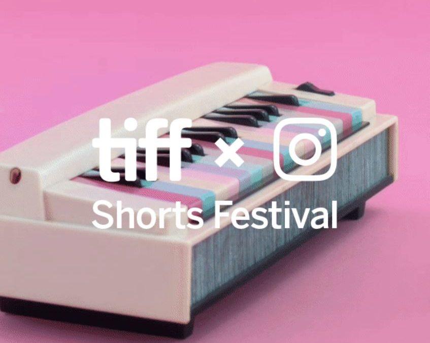 TIFFxInstagram Shorts—