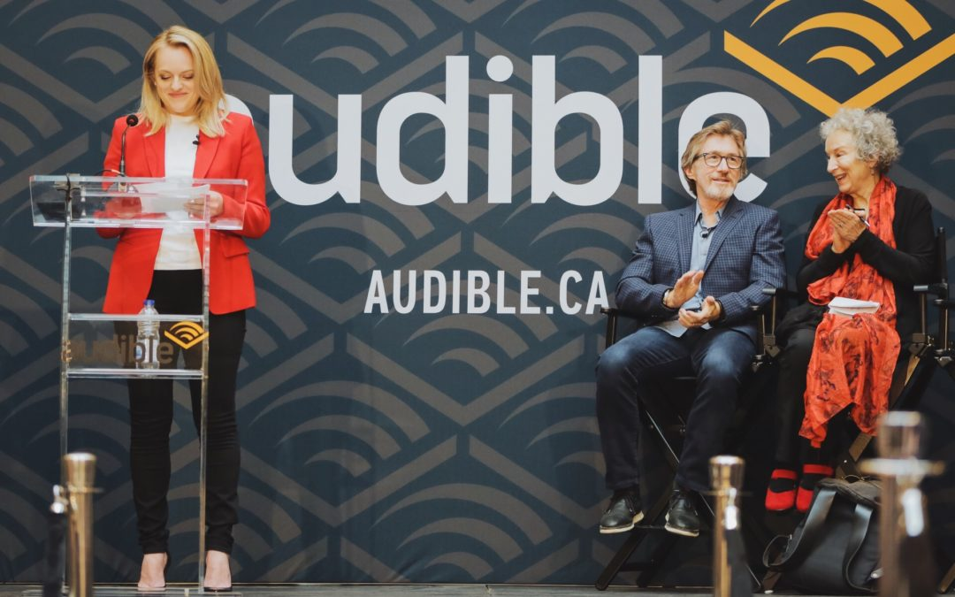 Audible Canada Launch