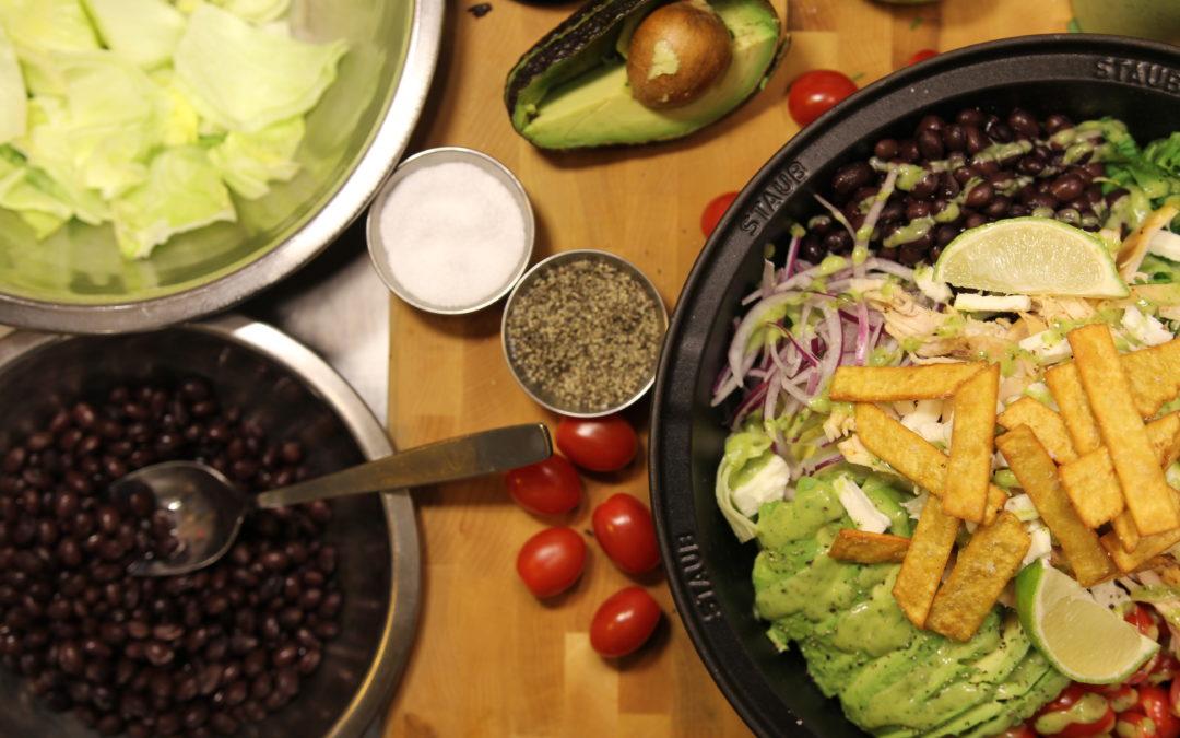 Union Chicken's Cilantro Lime Chicken Salad Recipe!