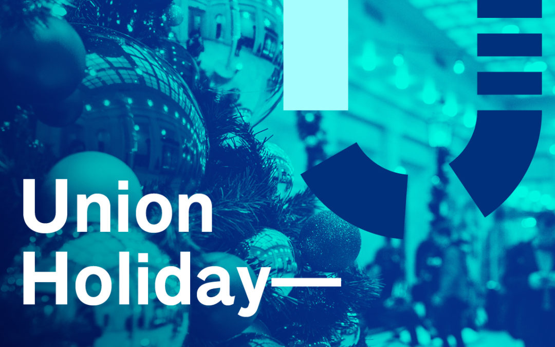 Union Holiday Hours